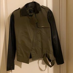Guess Cargo Military Jacket